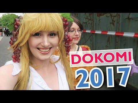 Dokomi 2017 -  Samstag, Sonntag und der Cosplayball