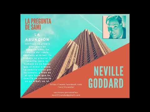 LA PREGUNTA DE SAMI (diferencia entre éxito y fracaso) Neville Goddard