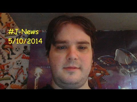 #J-News 5 October 2014 - Tales of Zestiria, Etrian Odyssey Untold 2 The Knight of Fafnir and Pokemon
