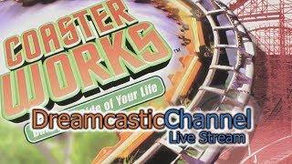 Coaster Works (Dreamcast) | Live Stream | 8/20/2018