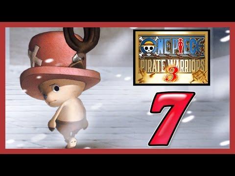 One Piece Pirate Warriors 3 - Le Médecin Chopper | Episode 7 [FR]