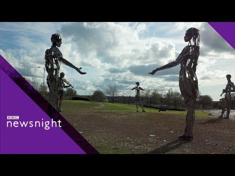 Brexit: How vulnerable is peace and prosperity in NI? - BBC Newsnight