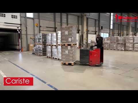 Les métiers dans un entrepôt Logistique - Intérim & Recrutement