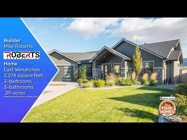 BNCW Virtual Tour of Homes - Swift Springs and East Wenatchee Homes