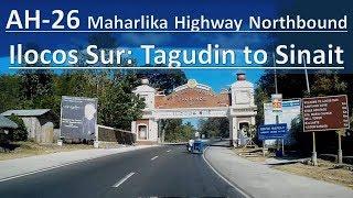 Ilocos Sur Northbound: Tagudin to Sinait