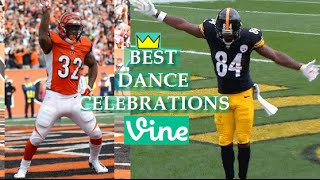 Best Touchdown DANCE CELEBRATIONS of All Time - Best Football Vines Compilation 2015