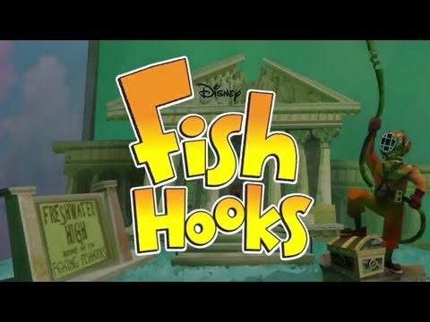 Disney Fish Hooks - Universal - HD Gameplay Trailer