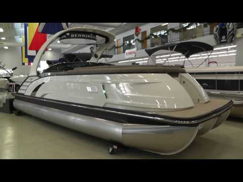 2017 Bennington QX25 For Sale at Lodder's Marine