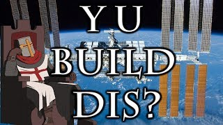 Space Stations Are Fake