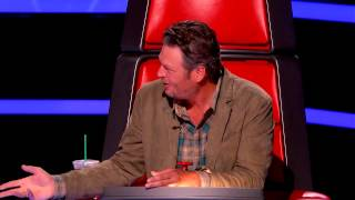"""WATCH HILARIOUS OUTTAKES FROM """"THE VOICE"""""""