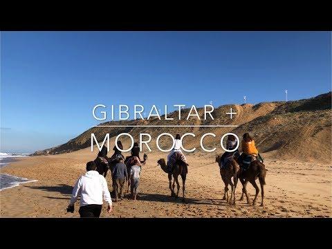 ADVENTURES ABROAD | Gibraltar + Morocco