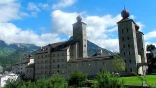 🏰  Stockalper Schloss anno 1671 - Castle and City Views