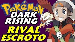 Pokémon Dark Rising (Detonado - Parte 23) - RIVAL APELÃO