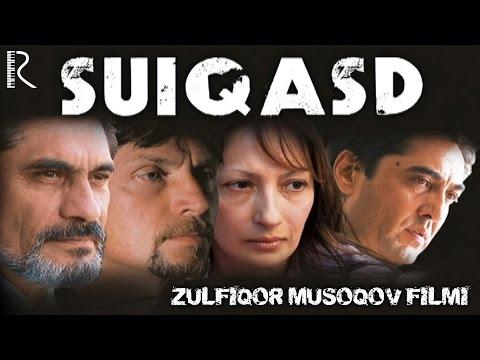 Suiqasd (o'zbek film) | Суикасд (узбекфильм) #UydaQoling