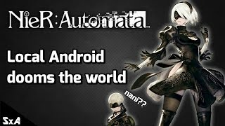 NieR:Automata Any% Speedrun??