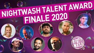 Großes Finale! NightWash Talent Award 2020