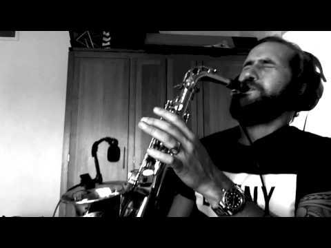 No man no cry - Jimmy Sax live