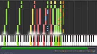 What Goes Around Comes Around (Synthesia)