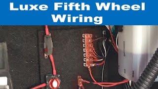 Baixar Luxe luxury fifth wheel wiring