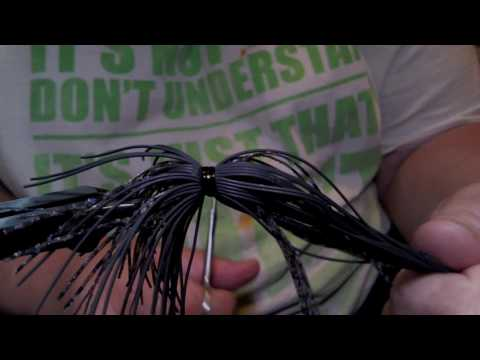 Tying With Silicone And Living Rubber