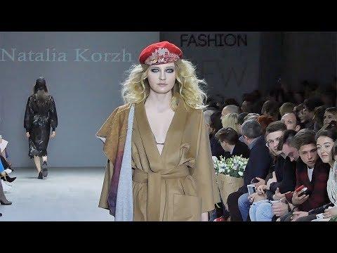 Natalia Korzh | Fall Winter 2018/2019 Full Fashion Show | Exclusive