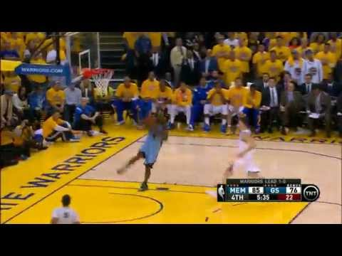 Tony Allen Steals and Flushes It Home