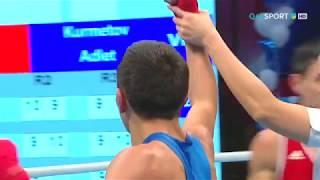 «QAZSPORT» телеарнасы бокстан Қазақстан біріншілігін тікелей эфирде көрсетеді