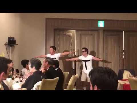 【大爆笑】結婚式余興 TT兄弟 江南JAPAN