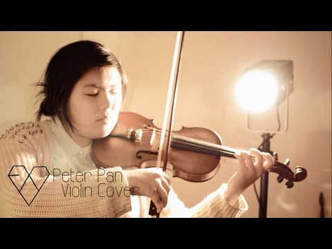 EXO 엑소 - Peter Pan 피터팬 (Acoustic Violin Cover)