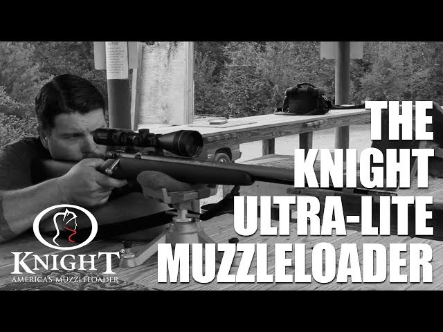 Muzzleloaders by Knight - The Knight Ultra Lite