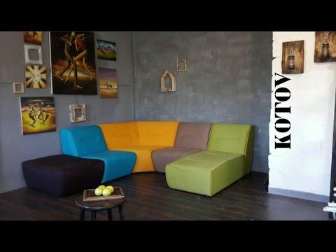 Модульная мебель. 2
