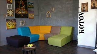 видео модульная мебель в Киеве