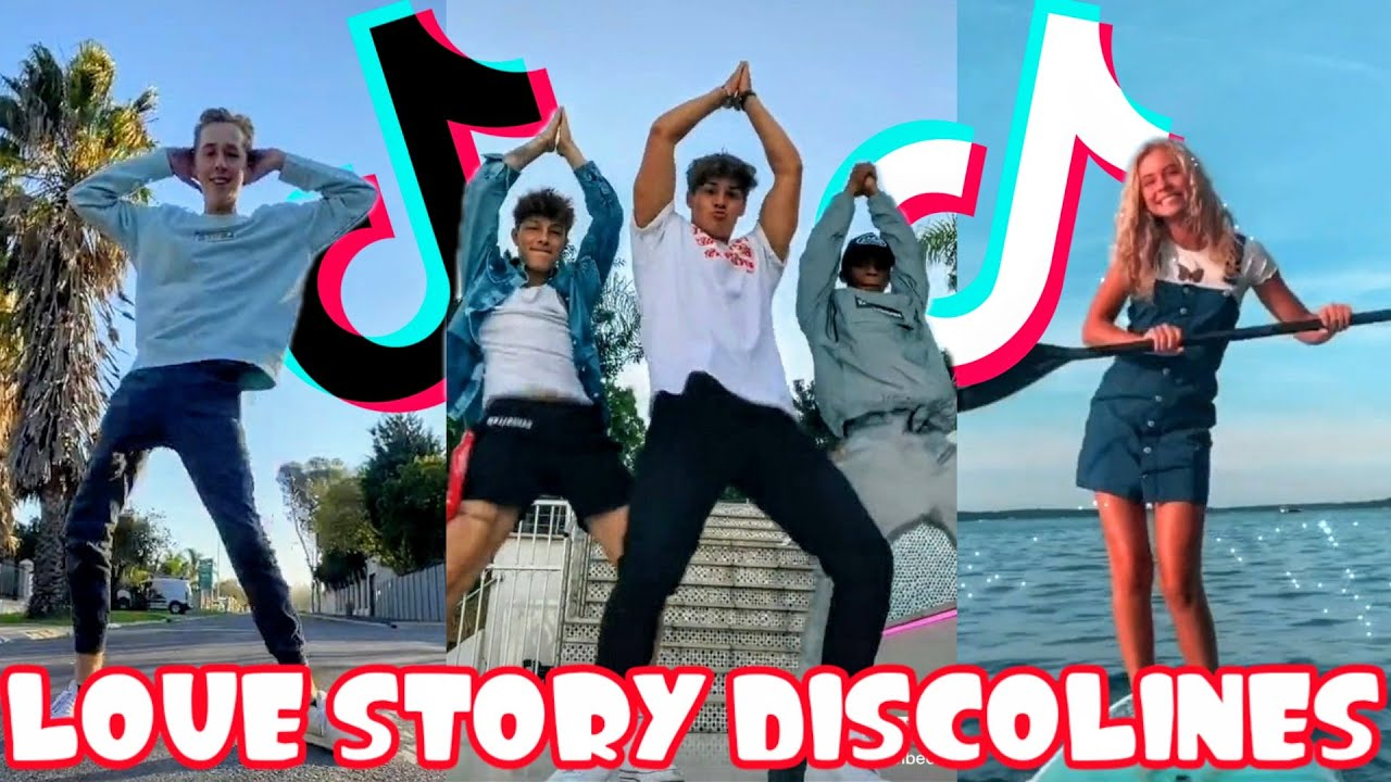 Taylor Swift Love Story Disco Lines Tiktok Version Song Dance Compilation Youtube