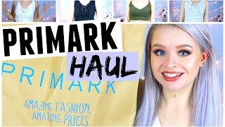 TRY ON PRIMARK HAUL SUMMER 2016! (Another one..) | sophdoesnails