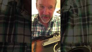 Long Night Gone-Loar LM-600 VS mandolin by a guitar player