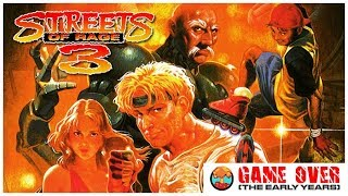 Game Over: Streets of Rage 3 (Genesis) - Defunct Games