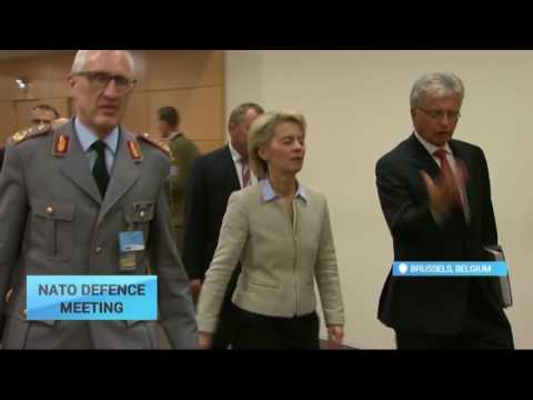 Deepening NATO-EU cooperation: Defence Ministers meet in Brussels