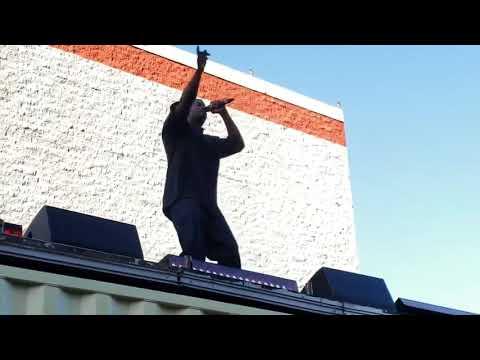 "Jay Rock - ""Knock It Off"" Live @ Los Angeles, CA"