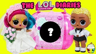THE LOL DIARIES Episode 2 An LOL Wedding Saga Scribbles, Splatters, Sk8ter Girl, Dribbles