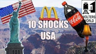 Bezoek aan de USA - 10 dingen die u zullen SHOCKEREN Over Amerika