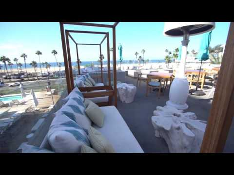 Pasea Hotel & Spa, Huntington Beach - Drone Footage