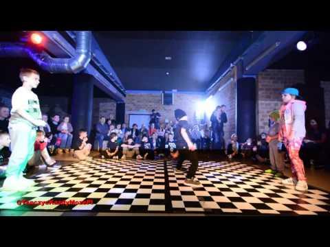 What's Up Jam  / Break Dance 2vs2 / Marcel & Kacper vs Wiktoria & Marcel