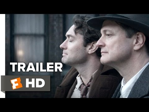 Genius TRAILER 1 (2016) - Colin Firth, Jude Law Movie HD