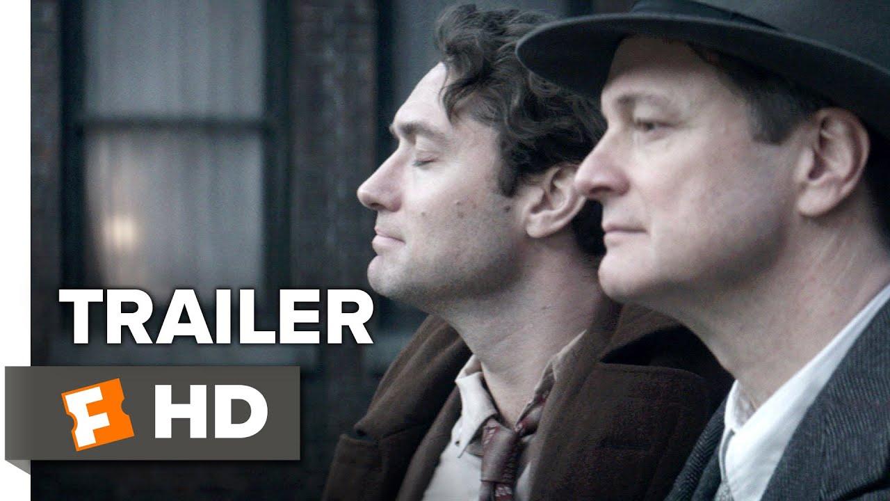 genius trailer 1 2016 colin firth jude law movie hd
