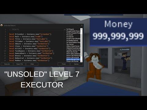 NEW 2019 Roblox Exploit