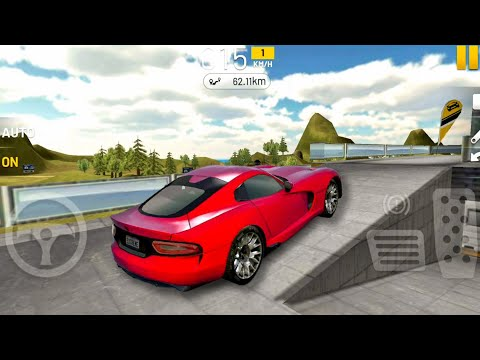 extreme-car-driving-simulator-#29-new-sport-car!-android-gameplay