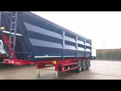 New 2016 Newton Steel Tipping Trailer for sale