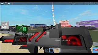 Best weapon in You Tube Tucoon ROBLOX