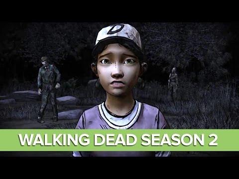 The Walking Dead Game Season 2 Trailer