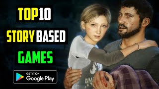 Top 10 Best STORY BASED Games for Android in 2020 | HIGH GRAPHICS (Online/Offline)